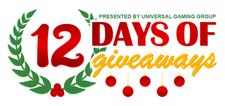 12 Days Of GCM Giveaway