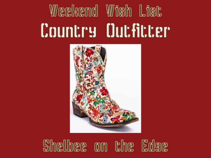 Country Outfitter Holiday Wishlist Sweepstakes