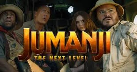 Jumanji: The Next Level Sweepstakes