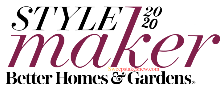 Bhg Stylemaker Swag Bag Sweepstakes Win Gift Prizes