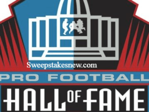 Pro Football Hall of Fame VIP Big Game Experience Sweepstakes