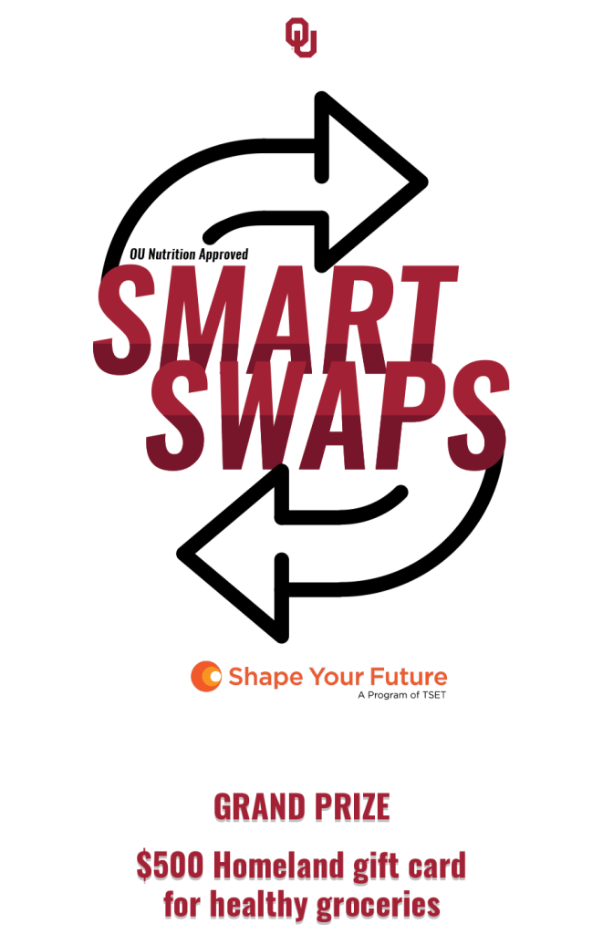 Shape Your Future Smart Swaps Sweepstakes – Win $500 Gift Card