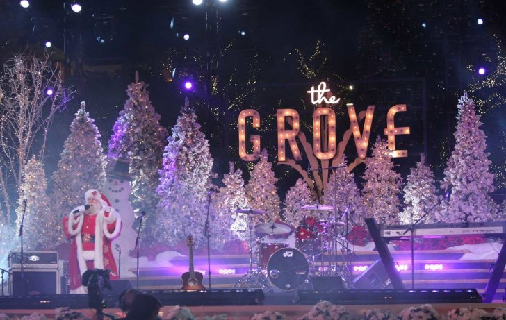 The Grove Holiday Sweepstakes