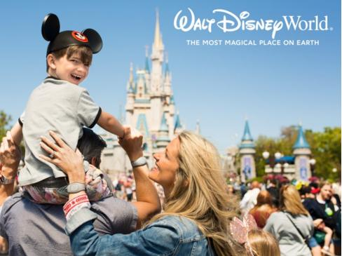 WBEN-FM Disney Vacation On Air Giveaway
