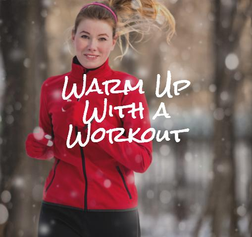 Warm Up With A Workout Sweepstakes