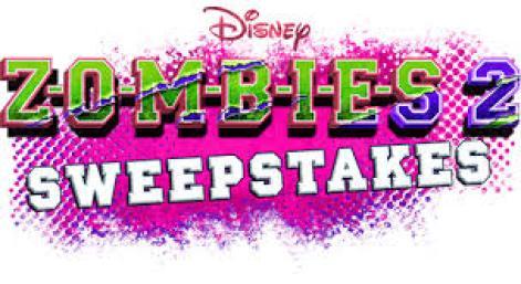 Disney Zombies 2 Sweepstakes