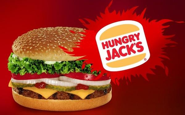 Hungry Jacks Free Cheeseburger Survey