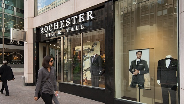Tell Rochester Clothing Feedback in Survey