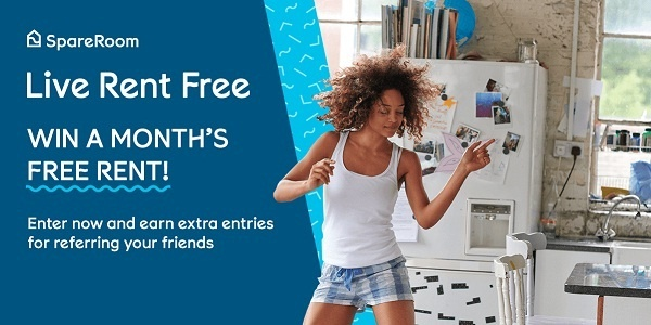 Live Rent Free Sweepstakes