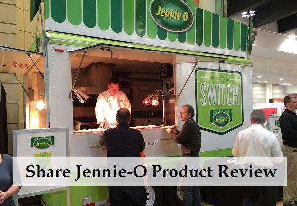 Hormel Foods Jennie-O Brand Review Sweepstakes