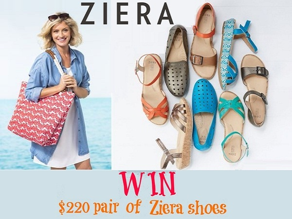 Ziera Customer Feedback Survey Sweepstakes