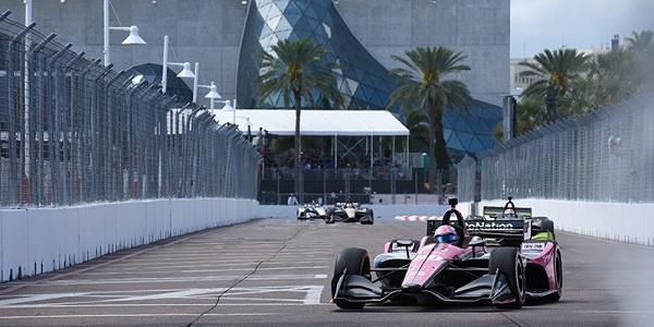 SiriusXM IndyCar at St. Petersburg Sweepstakes