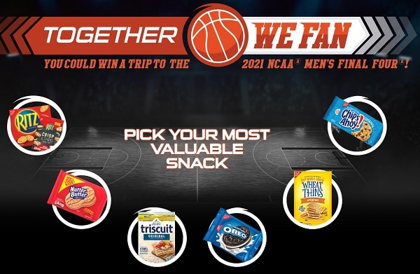 Together We Fan Sweepstakes and Instant Win Game