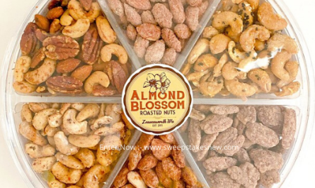 Limbylim Almond Blossom Roasted Nuts Giveaway
