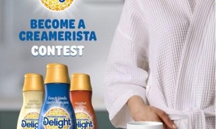 International Delight Creamerista Contest