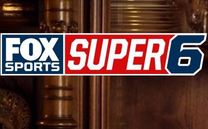 FOX Sports Super 6 Nascar Contest