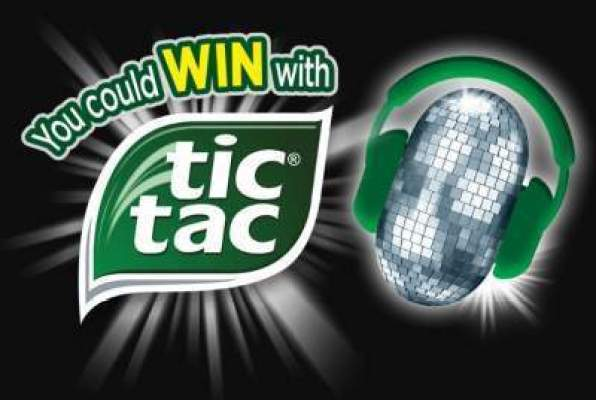 Win with Tic Tac Contest 2019