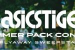ASICS Summer Pack Concert Flyaway Sweepstakes