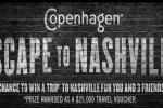 Escape To Nashville 2019 Sweepstakes