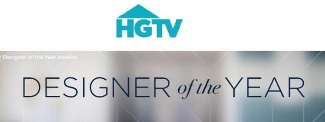 HGTV 10,000 Dollars Designer Of The Year Awards Sweepstakes