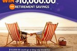 PCH.com 10000 Dollars Retirement Sweepstakes