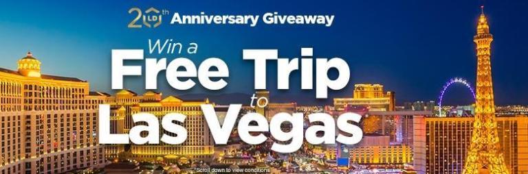2019 Las Vegas Trip Giveaway – Win Tickets