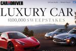 Car & Driver Dream Big Sweepstakes - Win Check