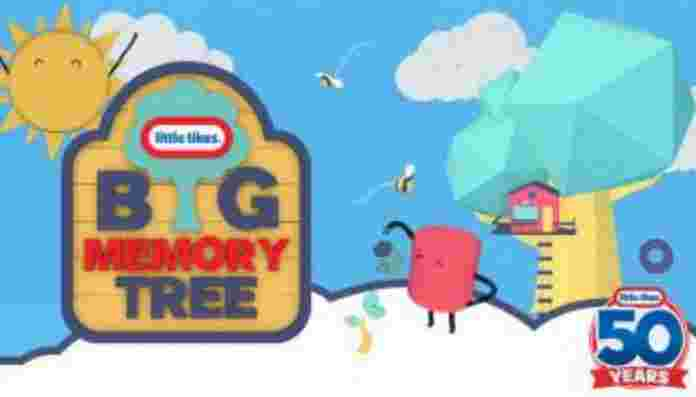 Family Jr Little Tikes Big Memory Tree Contest - Win Prize
