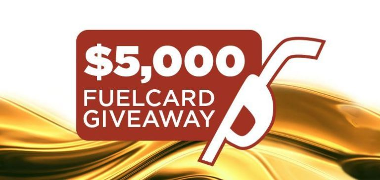 Lazydays RV Fuel Card Sweepstakes – Win Gift Card