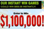 Million Dollar Strike It Rich Sweepstakes - Win Cash Prizes