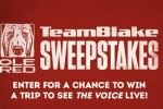 Ole Red Team Blake Sweepstakes – Win Trip