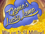 PCH Genie's Lucky Lamp Game Sweepstakes - Win Cash Prizes