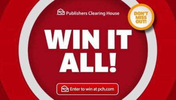 PCH Win It All Sweepstakes – Win Cash Prizes