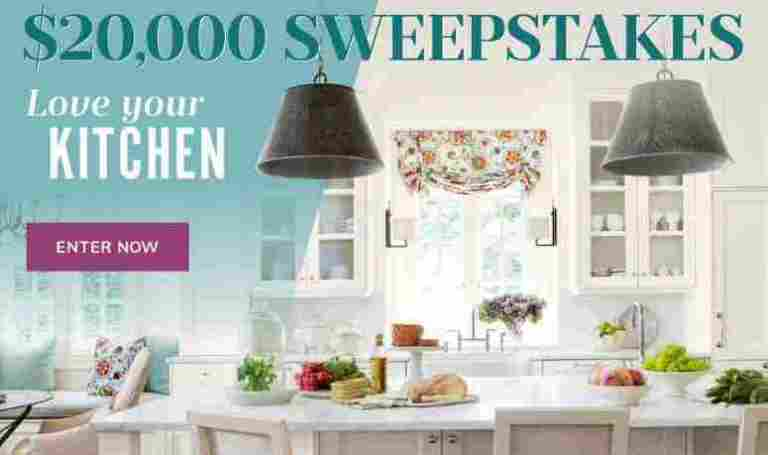 Southern Living Sweepstakes - Win Cash Prizes
