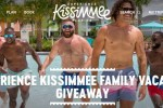 Experience Kissimmee Florida Vacation Sweepstakes – Win Tickets