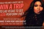 The Lizzo Vegas Flyaway Sweepstakes – Win Tickets