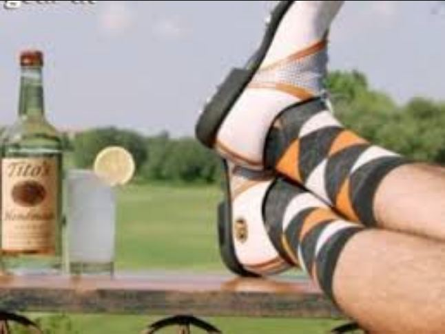 Tito's Tee Time Golf Sweepstakes - Win Golf Shoes