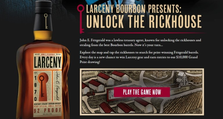 Unlock The Rickhouse IWG And Sweepstakes – Win Cash Prizes