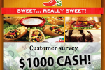 Tell Chilis Guest Experience Survey