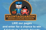 Hauntaquarium Sweepstakes – Win Tickets