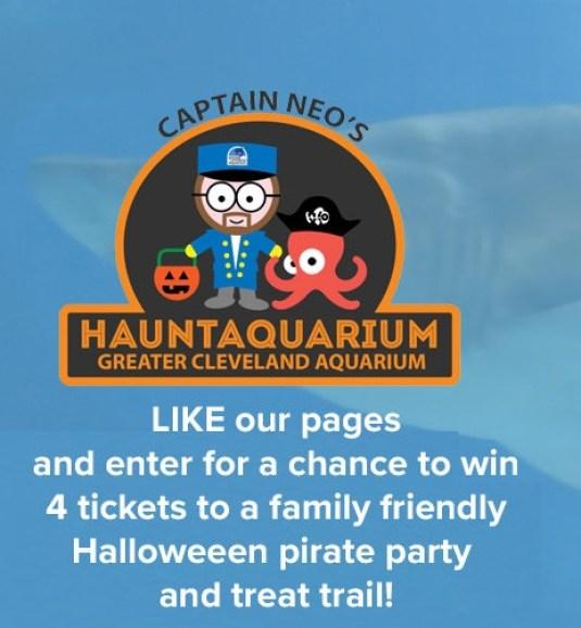 Hauntaquarium Sweepstakes – Win Tickets