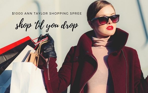 Ann Taylor Gift Card Sweepstakes - Win Gift Card