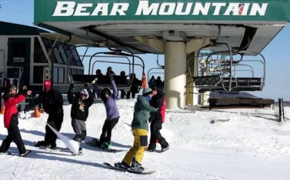Big Bear Mountain Resort Summer Sweepstakes - Win Tickets