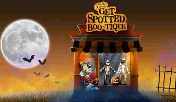 Cheetos Get Spotted Bootique Sweepstakes - Win Prize
