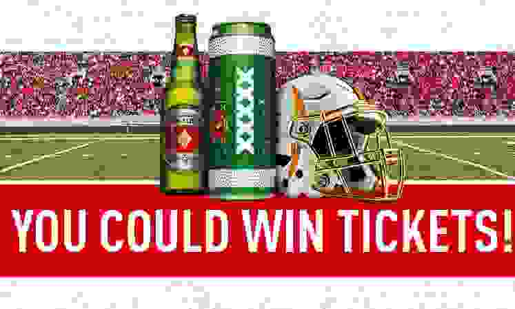 Dos Equis Fan CFP Sweepstakes - Win Tickets