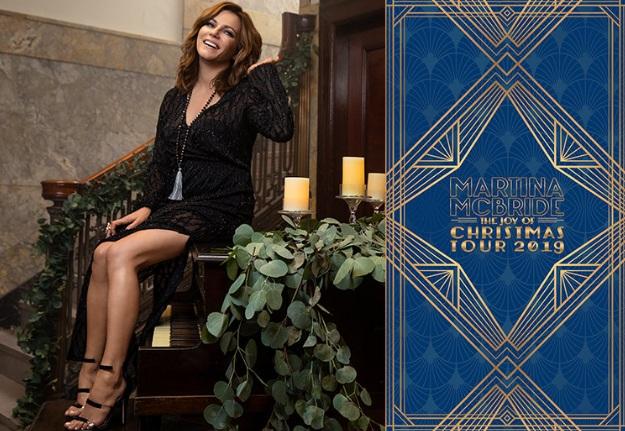Martina McBride Joy Of Christmas Sweepstakes – Win Tickets