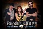 Reba, Brooks And Dunn Las Vegas Flyaway Sweepstakes – Win Tickets