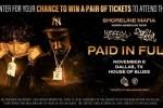 Shoreline Mafia Contest – Win Tickets