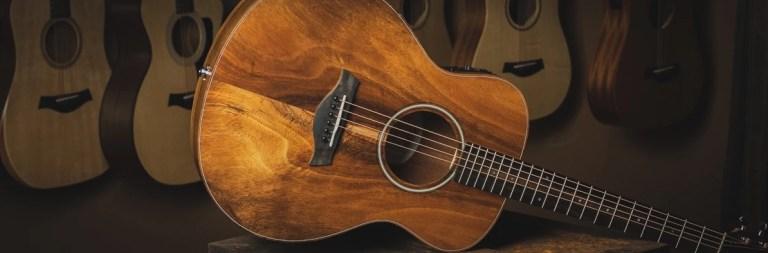 Taylor Guitars GS Mini E Koa Giveaway - Win Guitar