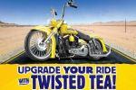 Twisted Tea Bike Upgrade Sweepstakes - Win Motorcycle